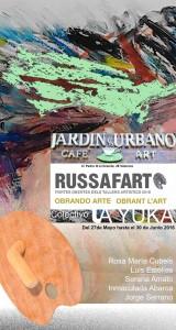 CartelJardinRussafart2016